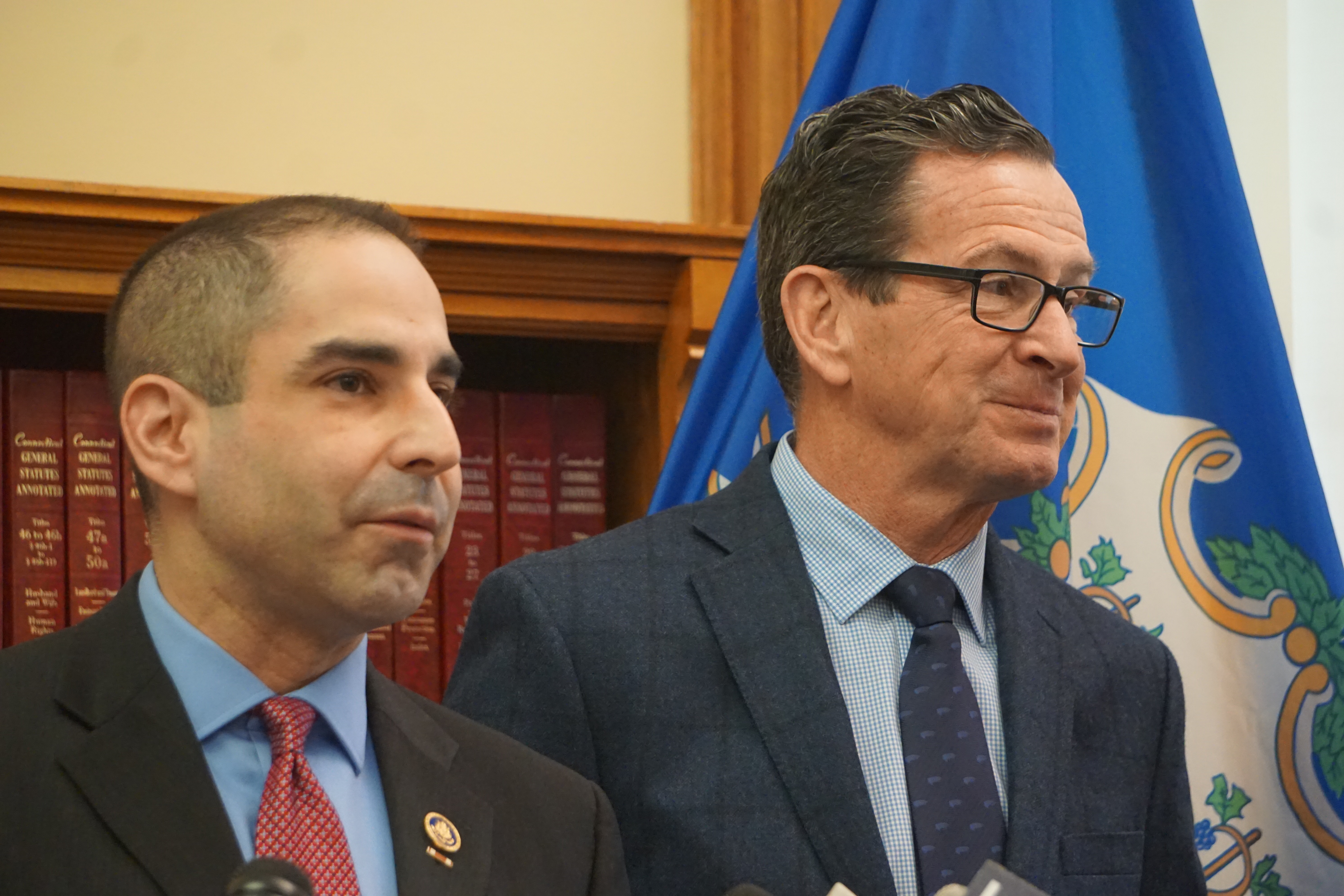 Malloy names Thomas J. Saadi to lead Veterans Affairs