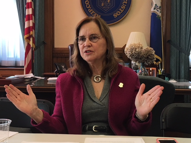 Merrill proposes privacy protections for voters