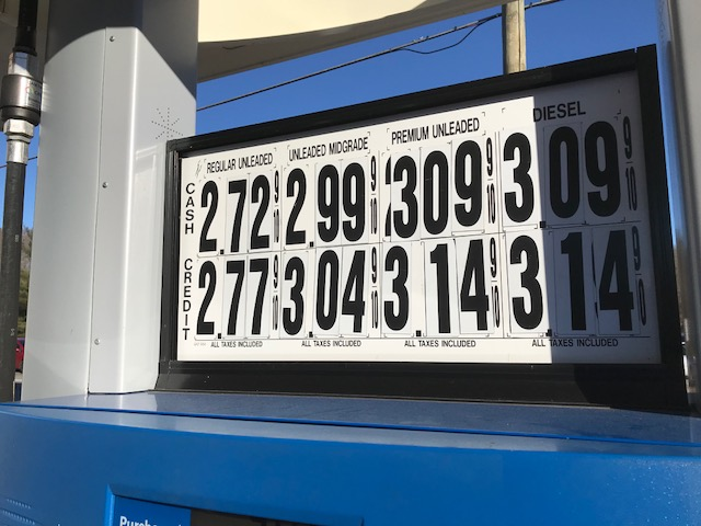 Is zone pricing on gasoline fair?