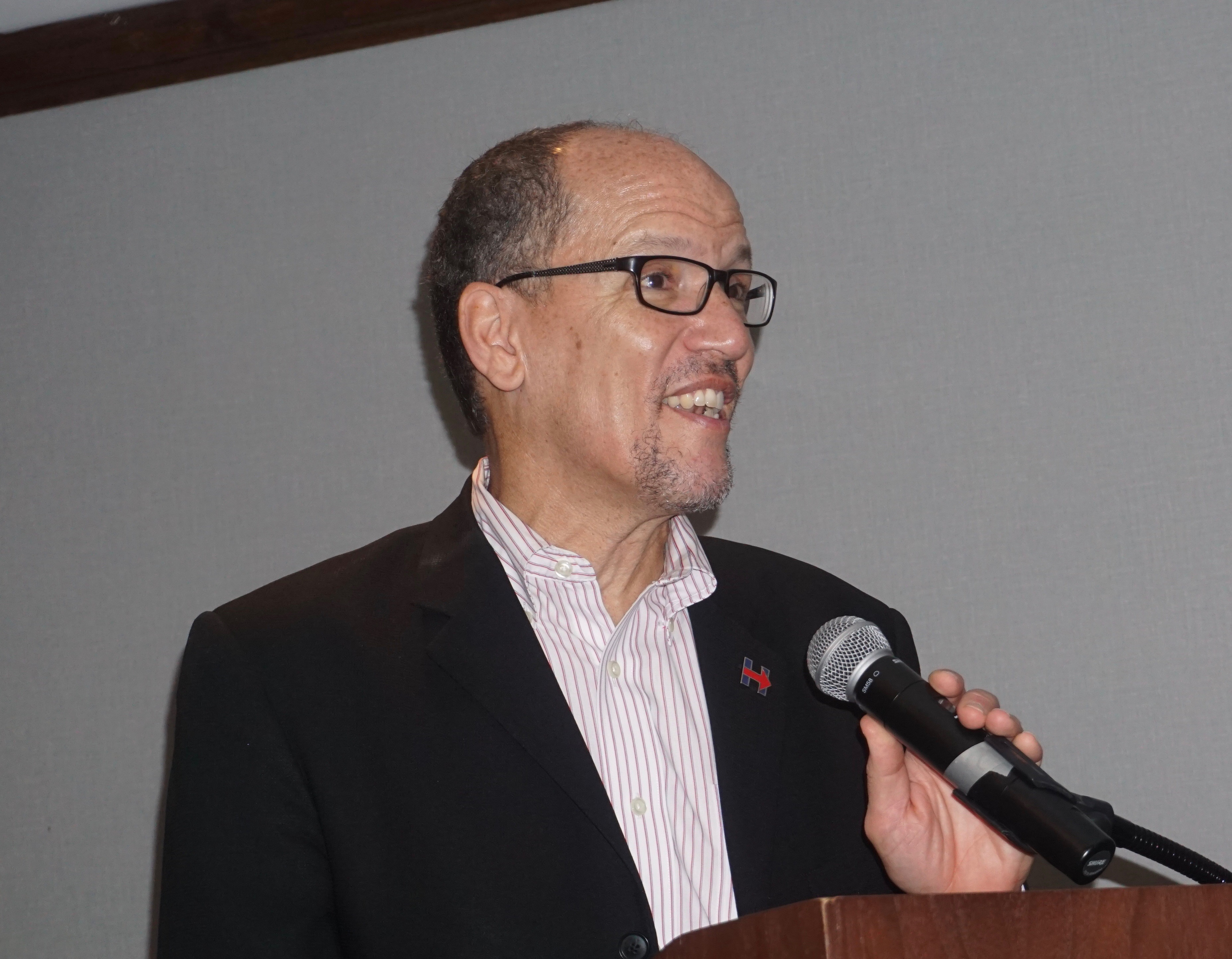 DNC gives CT Dems cash to organize and unify for 2018