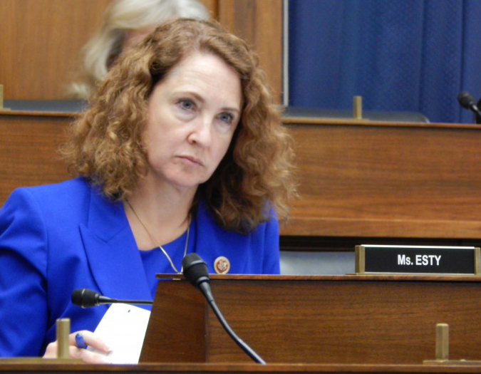 Esty writes mea culpa to colleagues; GOP calls for resignation
