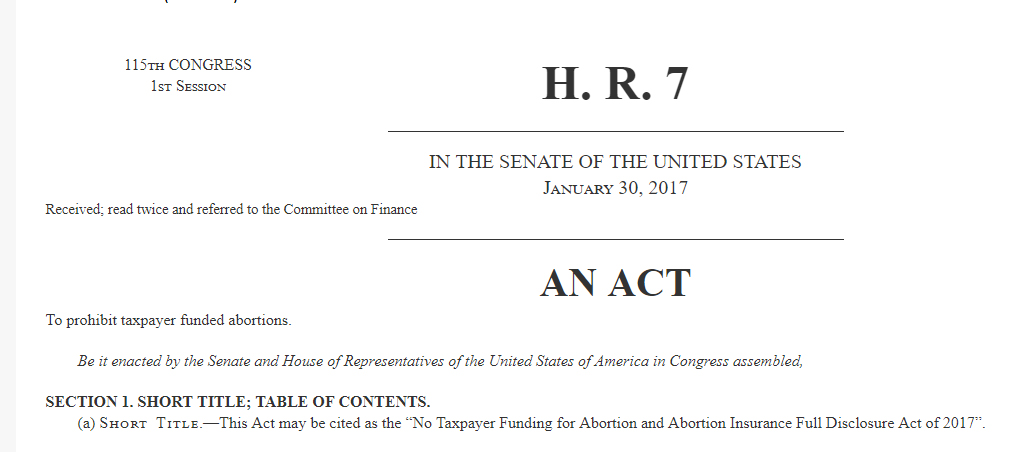 Clash over abortion hobbles a health bill again