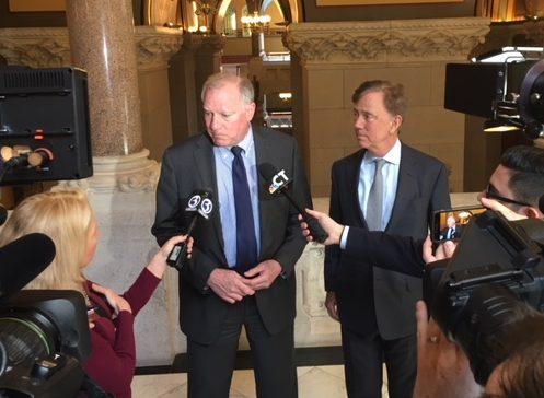 AG George Jepsen endorses Ned Lamont for governor