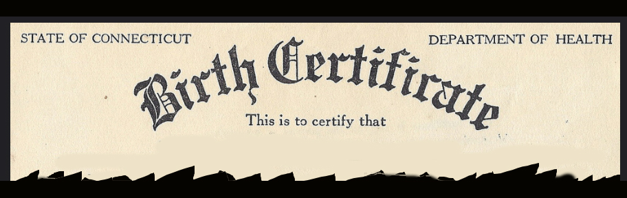My birth certificate is 'fake news'