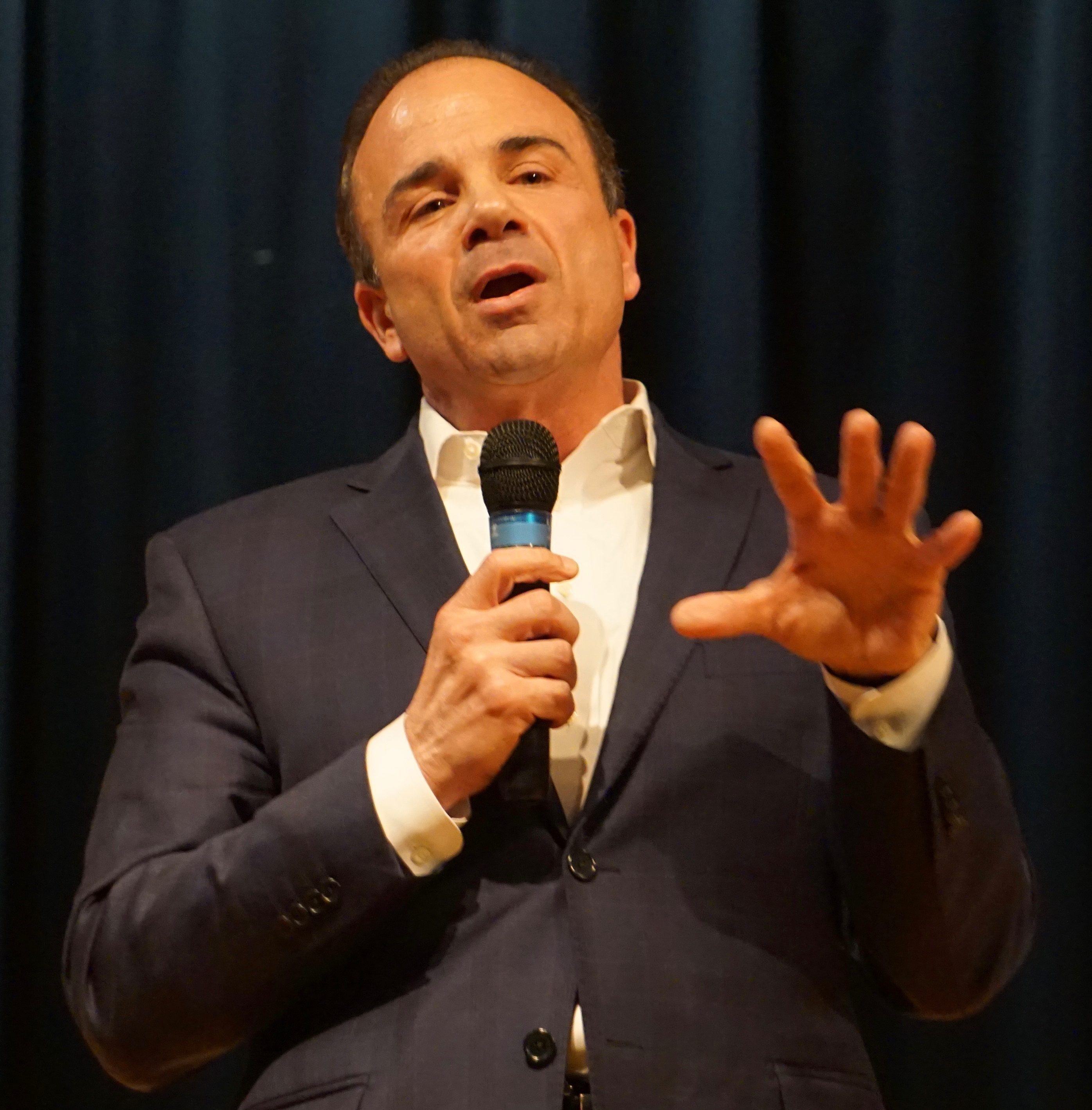 Ganim to petition for place in Democratic primary