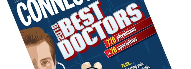 A critique: Connecticut Magazine 2018 Best Doctors issue.