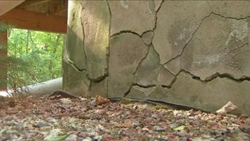 CT lawmakers seek federal help for homeowners with crumbling foundations