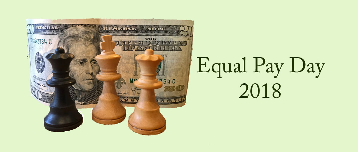 It's time to seize the day for equal pay