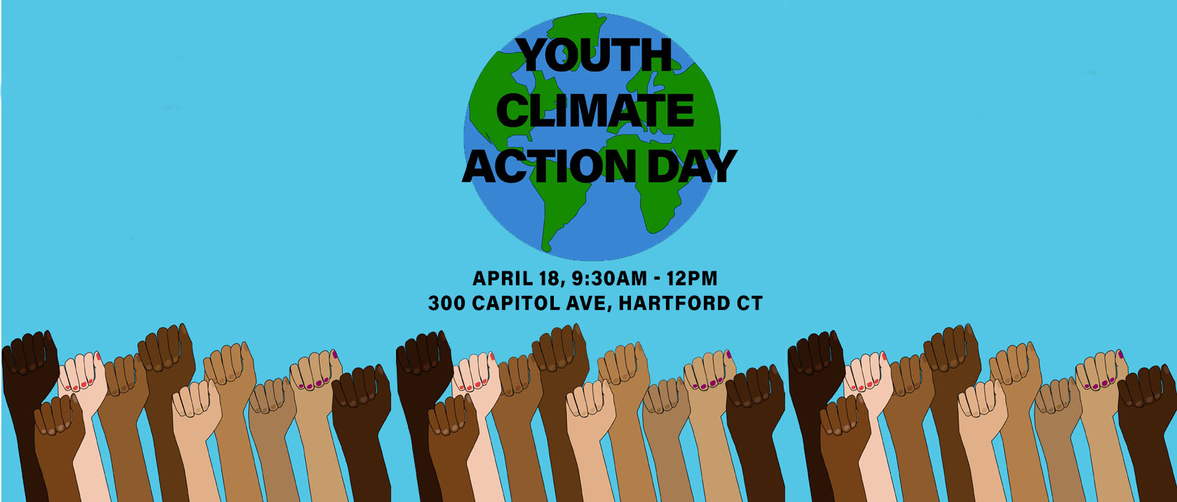 You are invited April 18 for real talk, real action on climate change