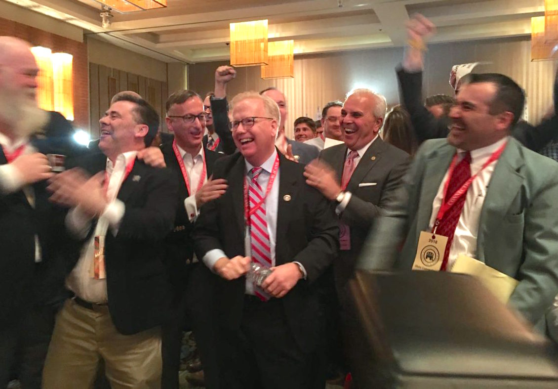 Mark Boughton wins GOP endorsement on third ballot