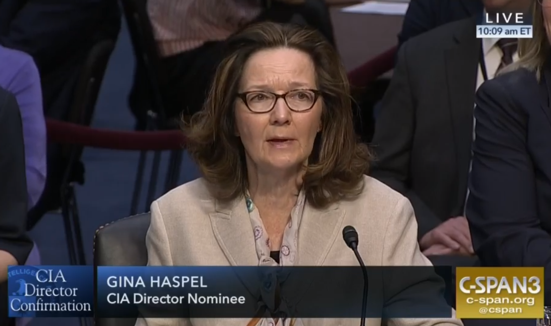 Haspel confirmed as CIA director; Blumenthal, Murphy vote 'no'