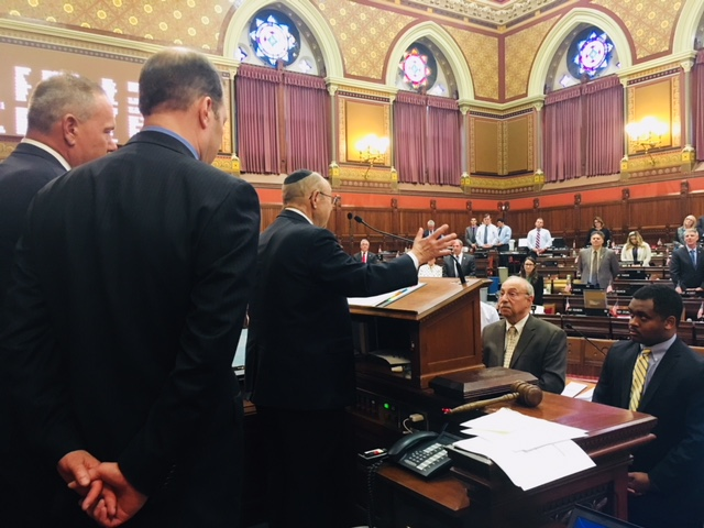 Holocaust bill gets a vote, and CT House gets a blessing