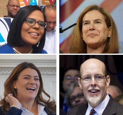 Connecticut's lieutenant governor primaries confront gender, generation and race