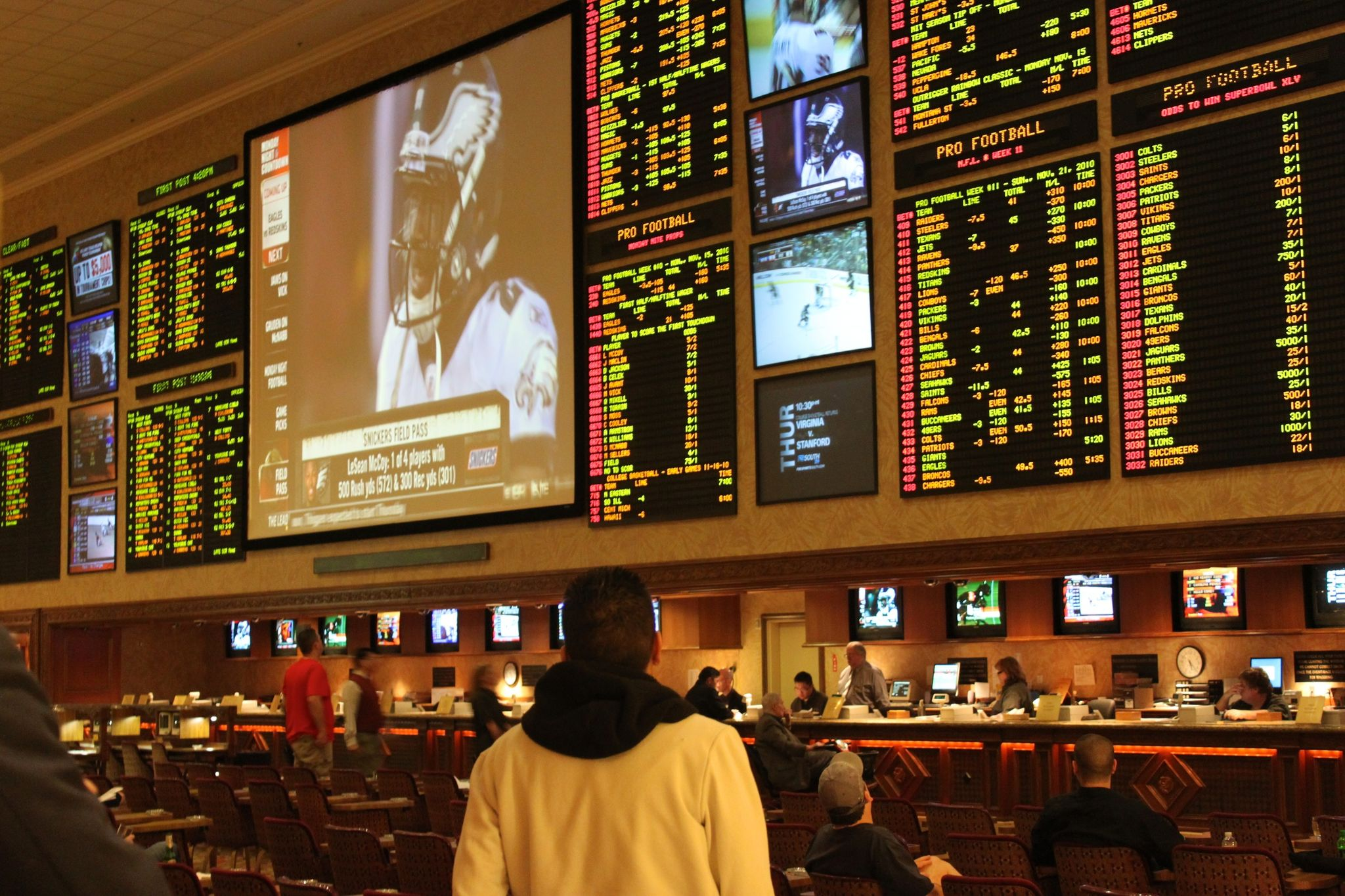 Supreme Court prompts state to reconsider sports gambling