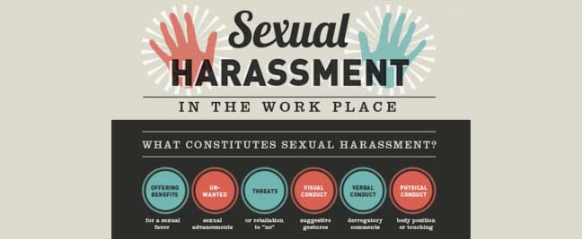 Unions provide best solution to ending sexual harassment