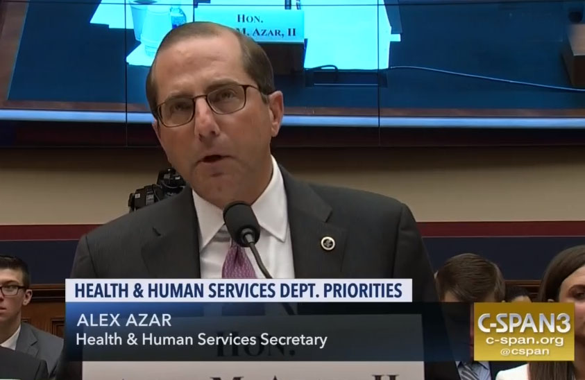 HHS to allow insurers' work around on 2019 prices
