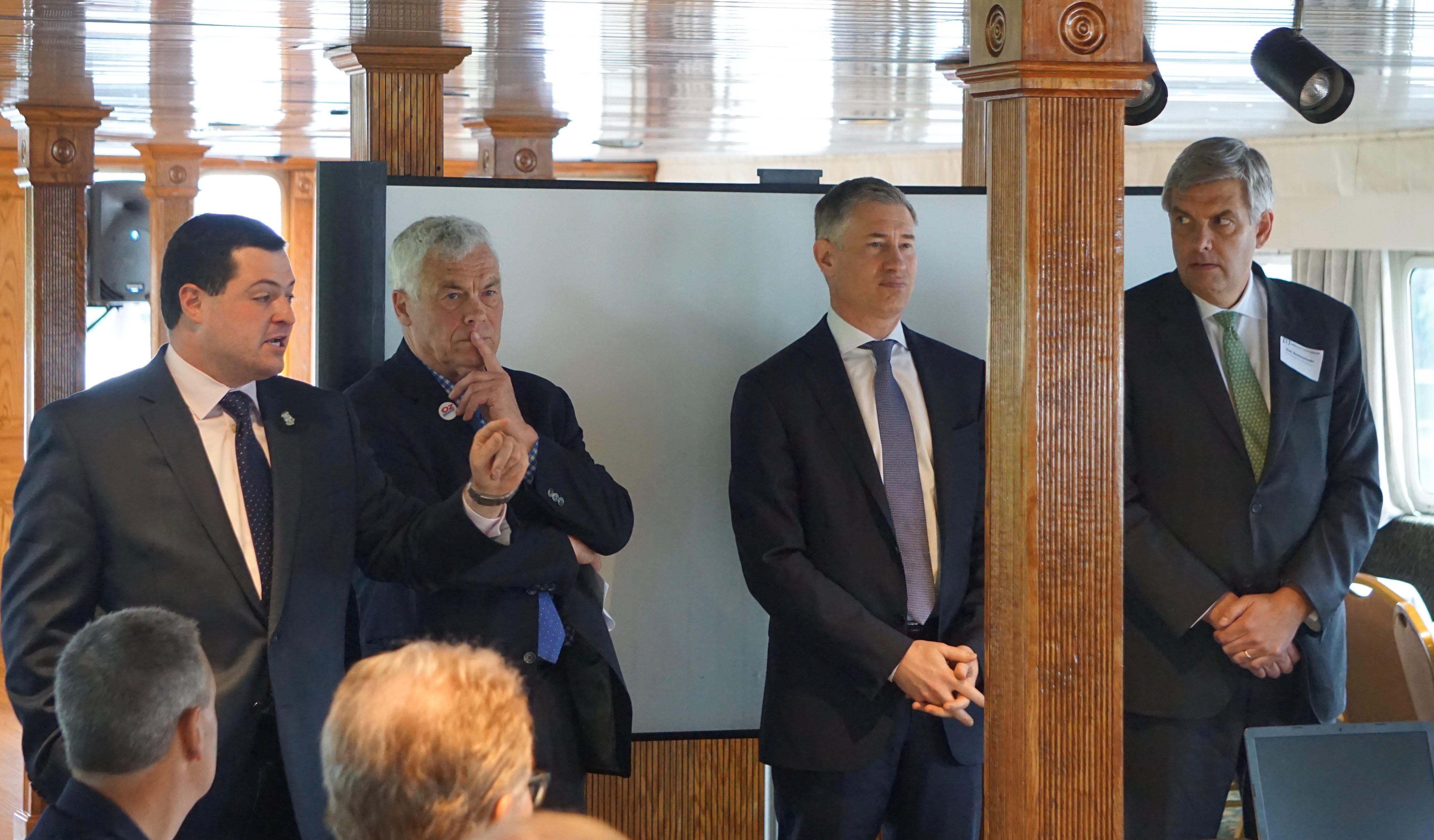 Political deja vu: Candidates pledge to market CT tourism