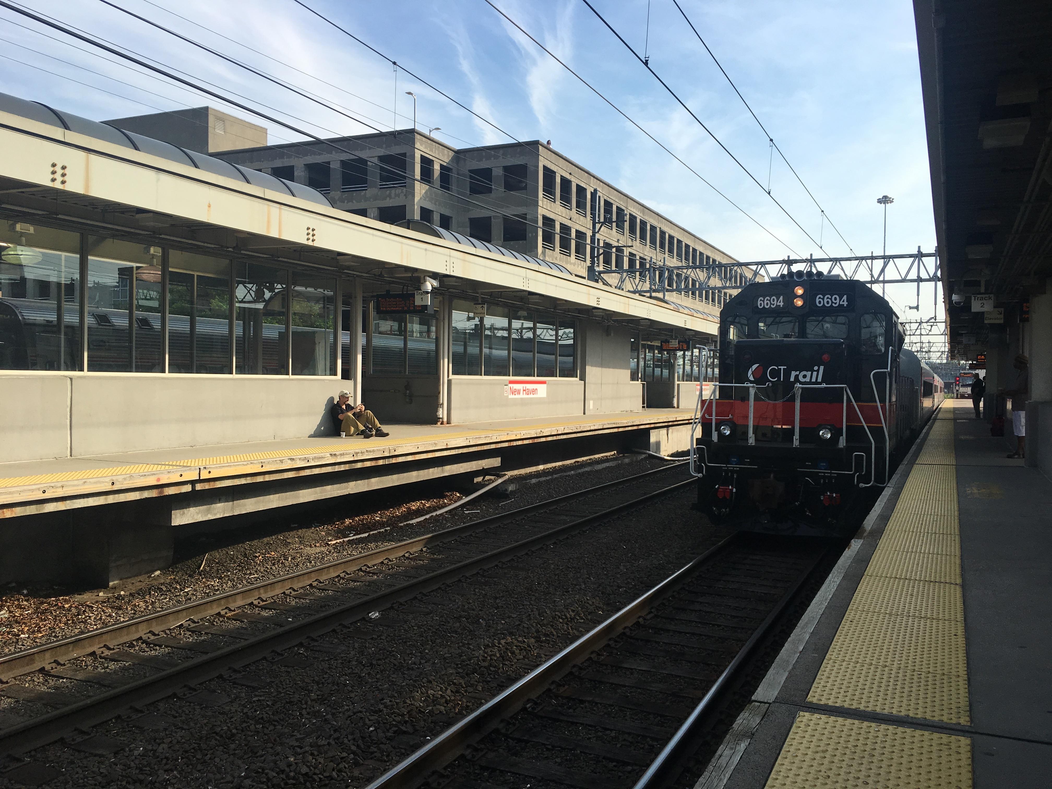 Hartford Line Hoopla Ends And New Commuting Era Begins