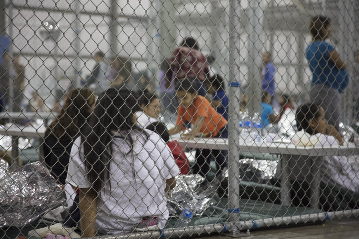 1 in 5 detained immigrant children are under 13