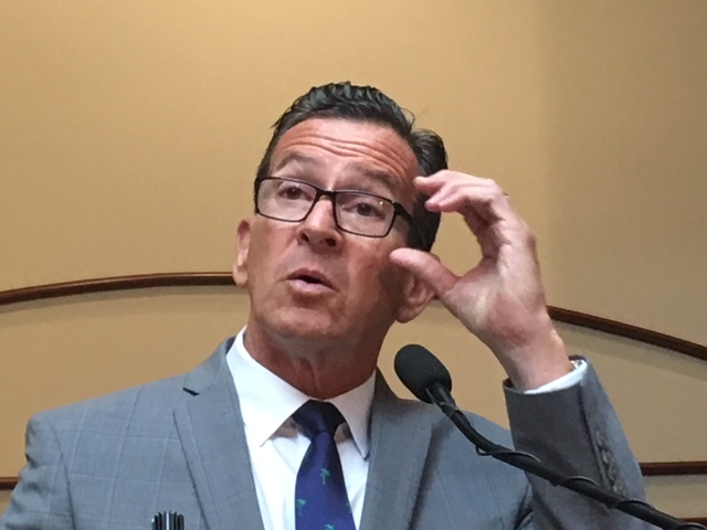 Malloy finally catches an economic break in his final budget