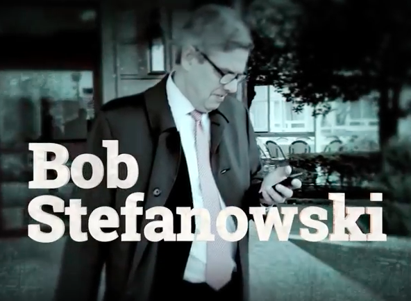 Stemerman ad attacks Stefanowski for recent switch to GOP