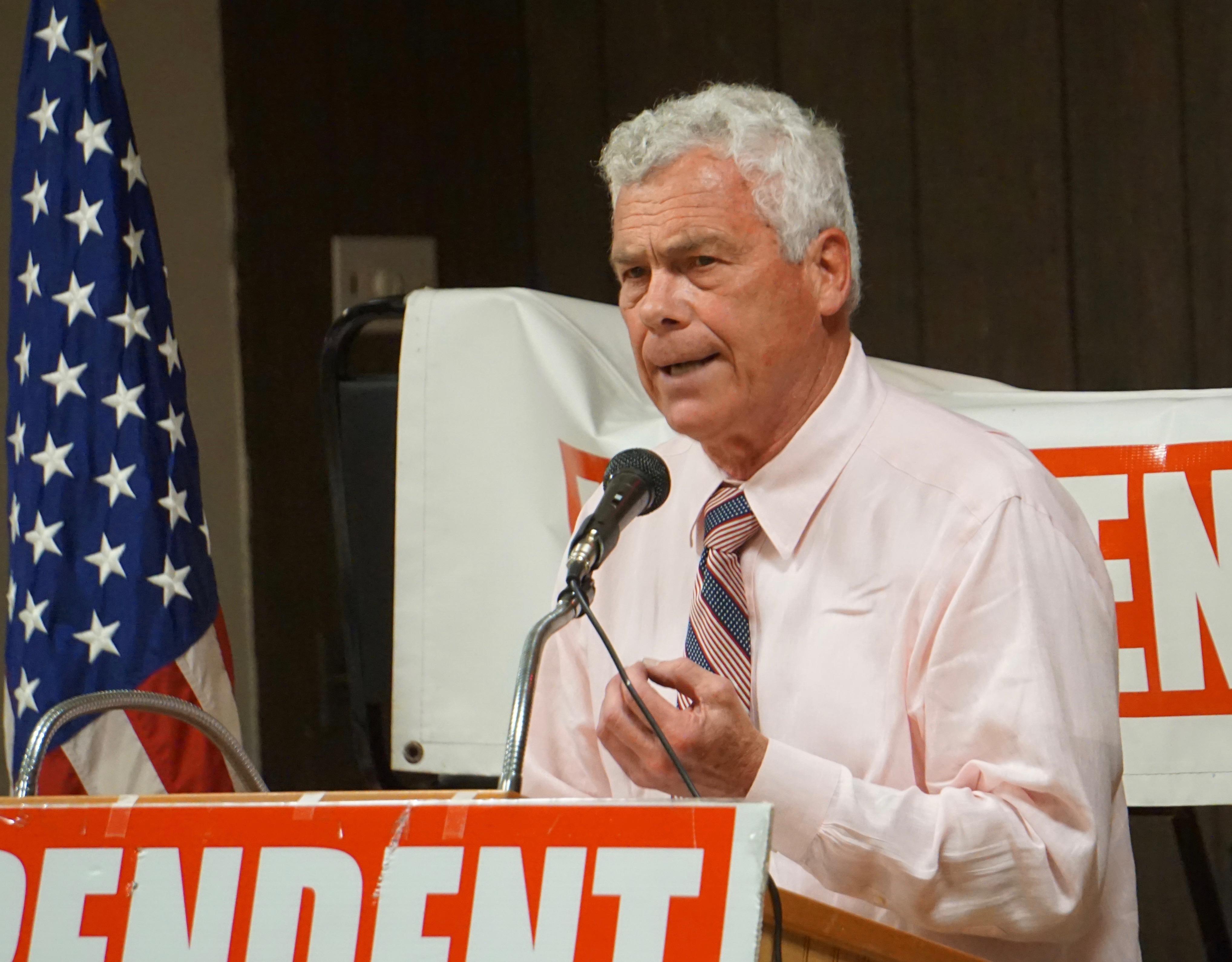 Oz Griebel qualifies for gubernatorial ballot