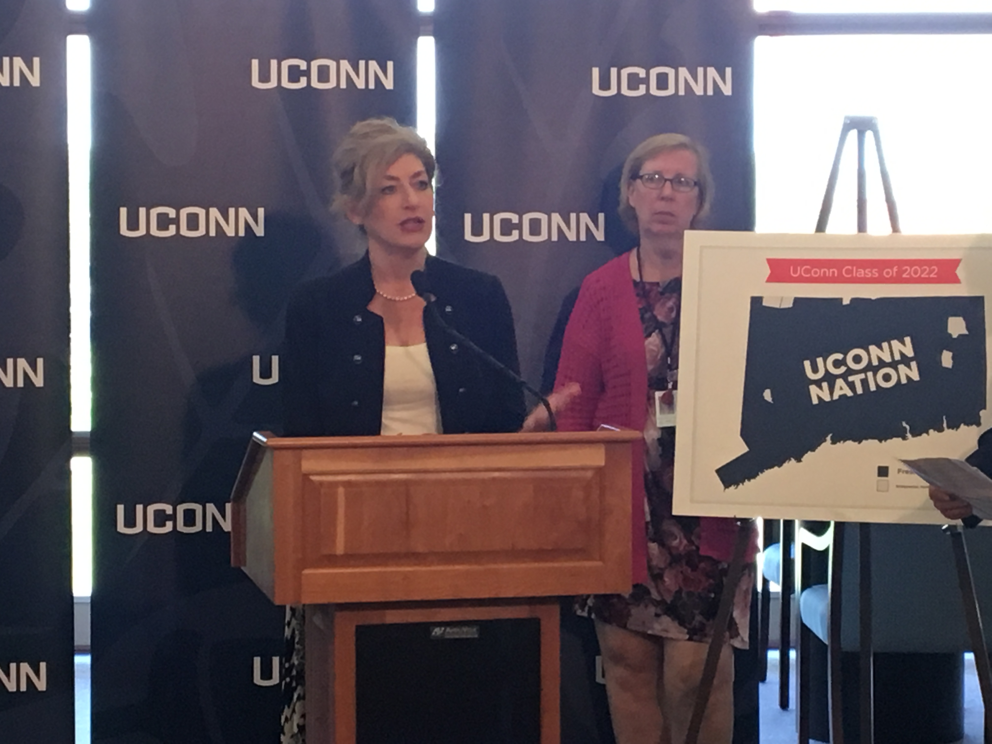 More Connecticut students are choosing UConn