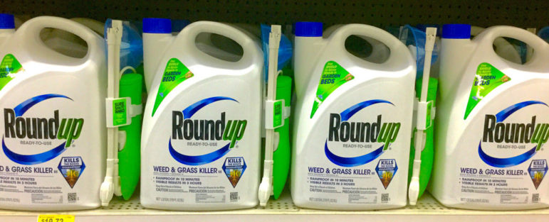 Glyphosate is among the safest herbicides