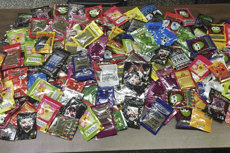 Why synthetic marijuana is so risky