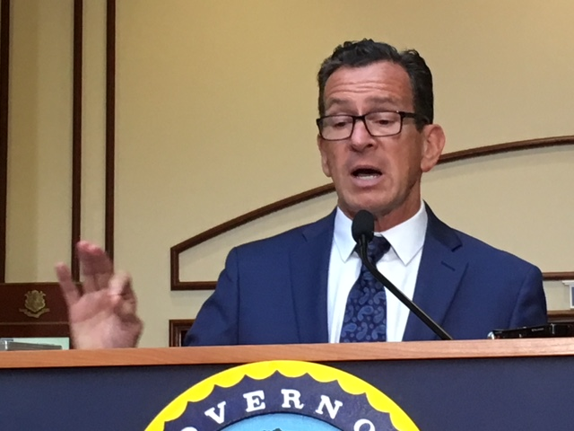 Malloy defends investment record at penultimate Bond Commission meeting