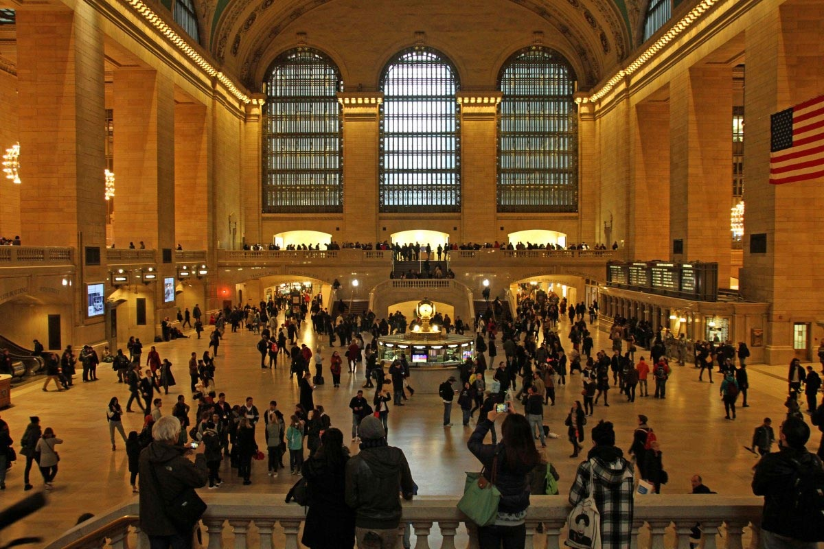 Secret hacks of Grand Central Terminal