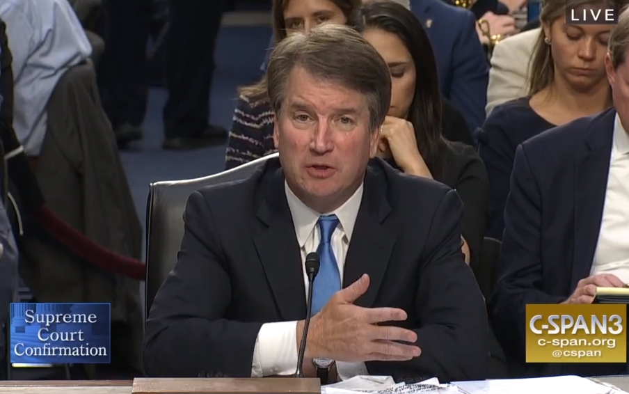 Kavanaugh and alleged victim of assault to testify before Senate panel
