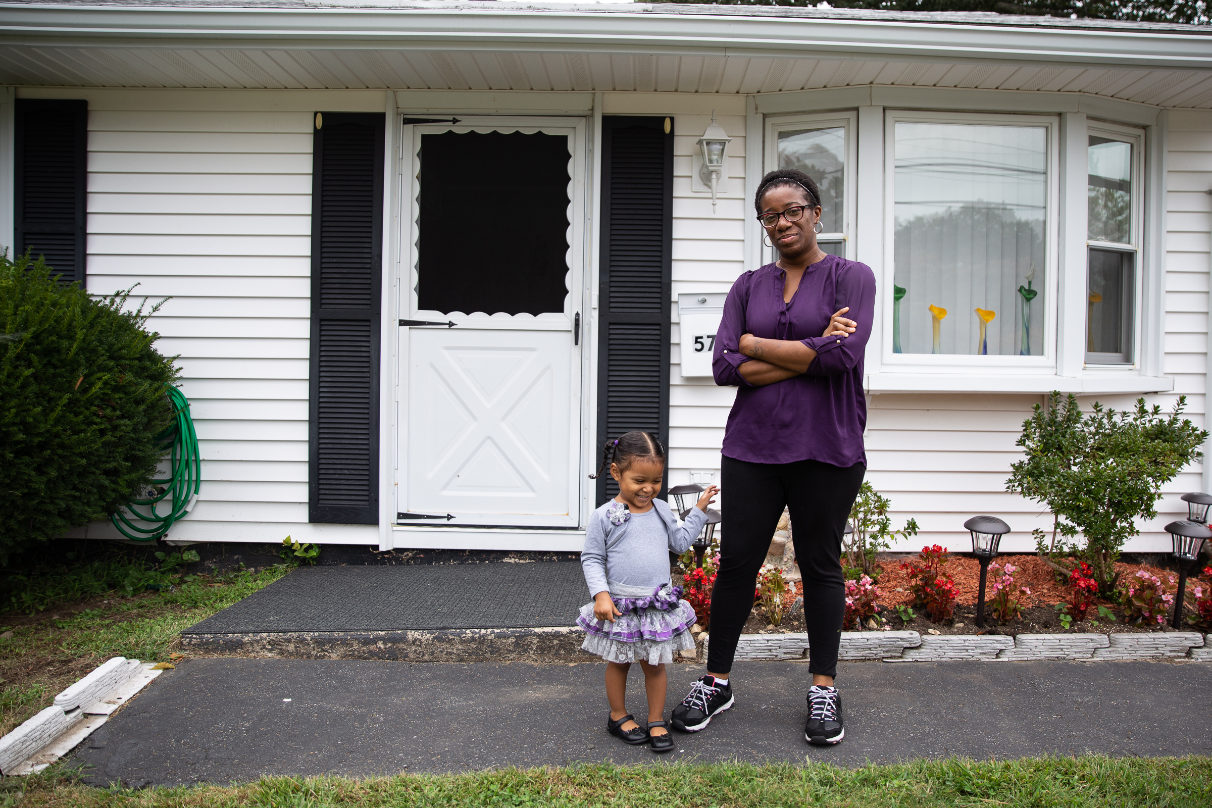 Housing inequality can be both cause and effect of poverty in wealthy CT