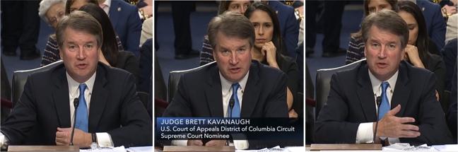 Kavanaugh's confirmation — A seismic shift in political power