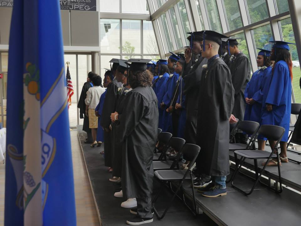 High school graduation rates going up, but many students still unprepared for college