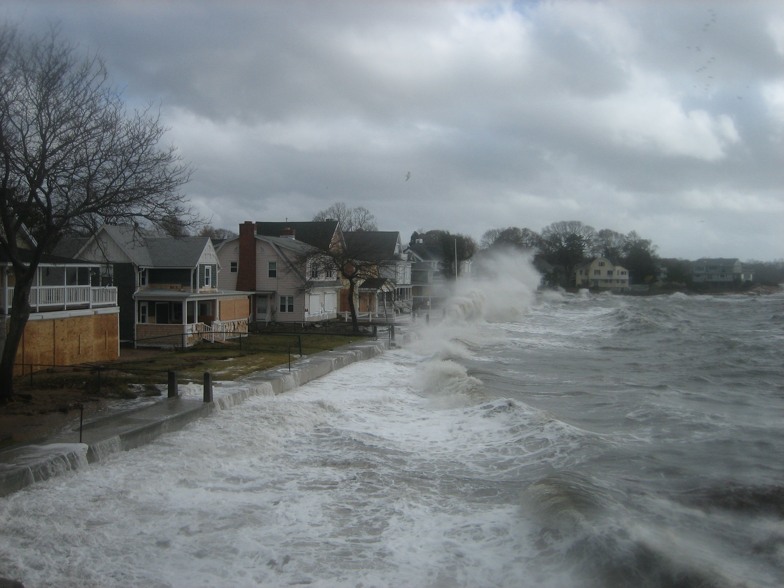 Connecticut's vanishing shoreline: One storm away from disaster
