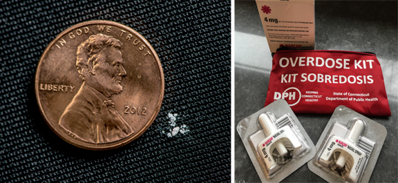 Street fentanyl: Five dollars per death