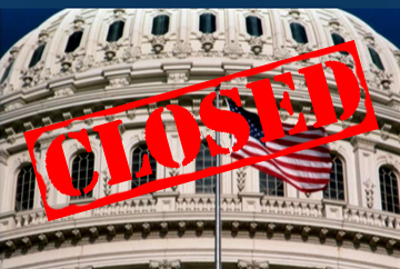 As positions harden, likelihood of quick end to federal shutdown dims