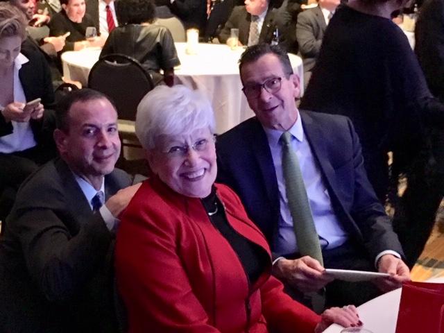 Lamont's curveball: Nancy Wyman as Democratic chair