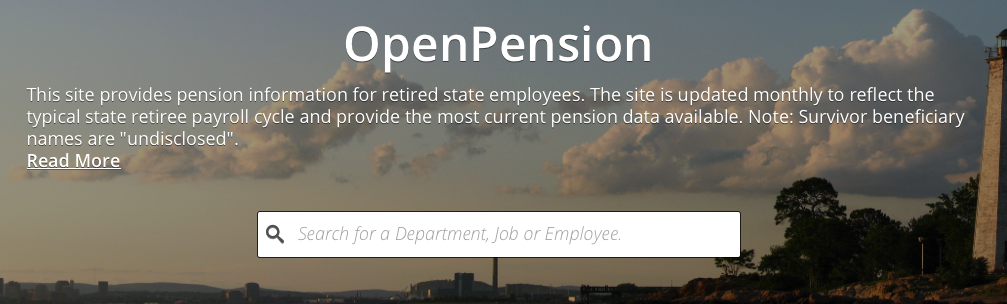Want to know what your neighbor's state pension is? Now there's a way