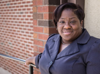 Dee Jordan is an outreach specialist in homeless services at the Errera Community Care Center.
