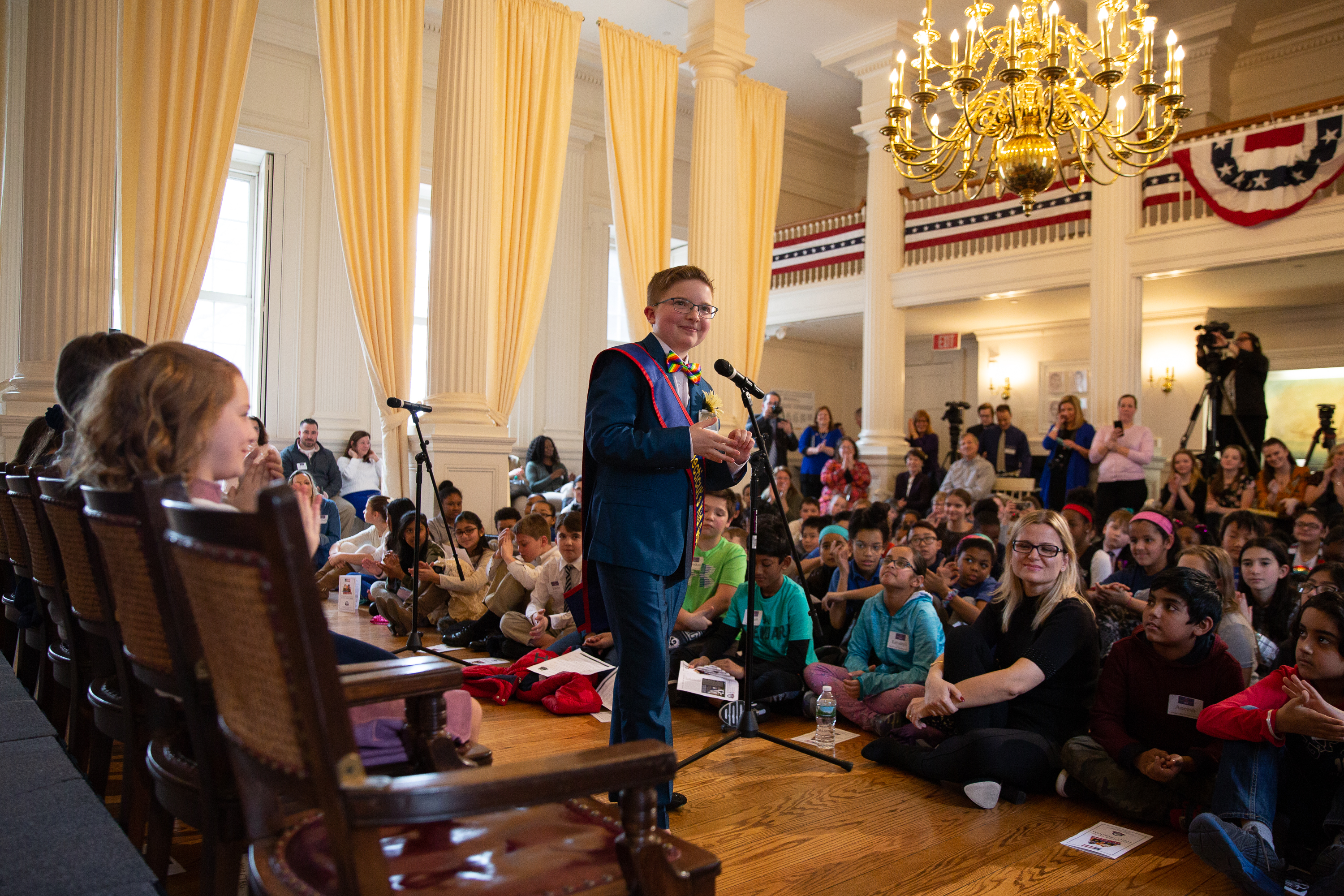 CT 'Kid Governor' calls for support of LGBTQ issues