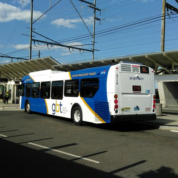 The Greater Bridgeport Transit Authority (Photo credit: Wikipedia)