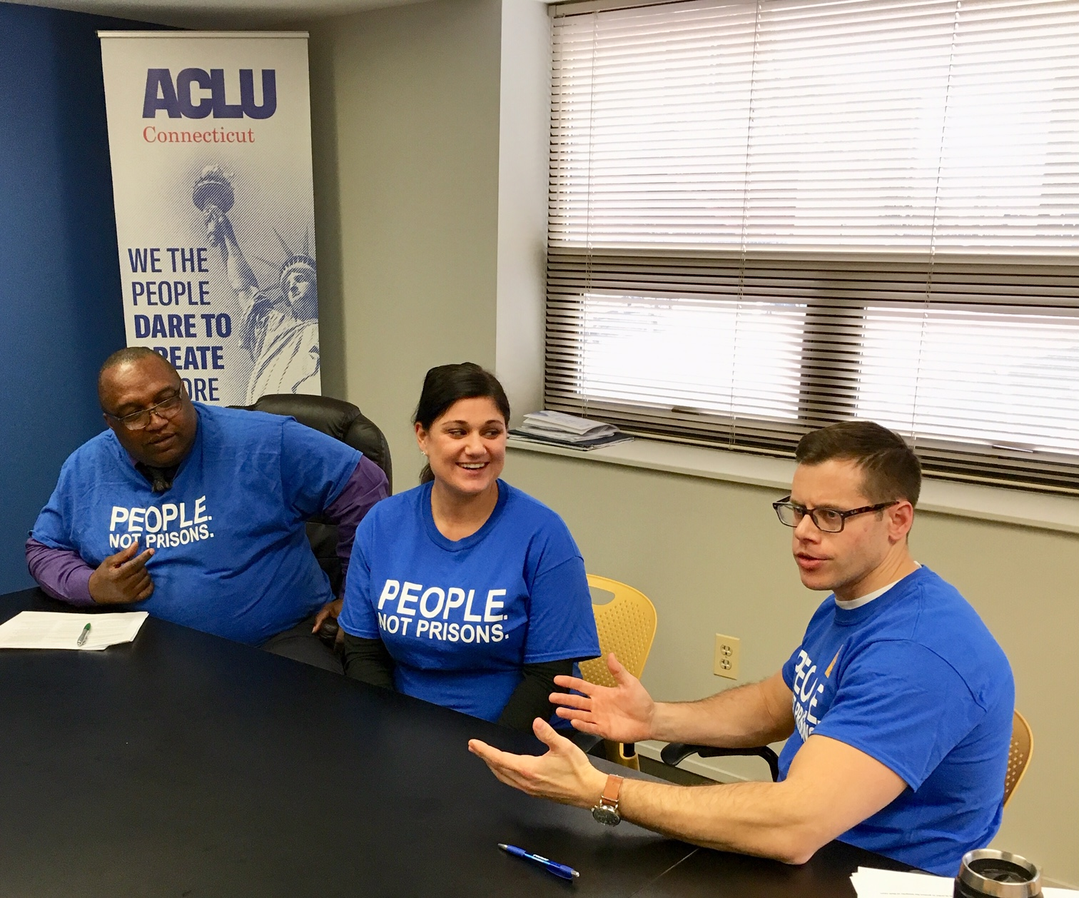 ACLU's new twist on lobbying for justice reforms