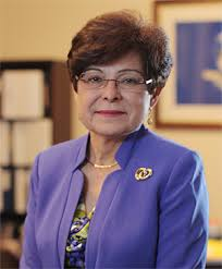 Central Connecticut State University President Zulma R. Toro