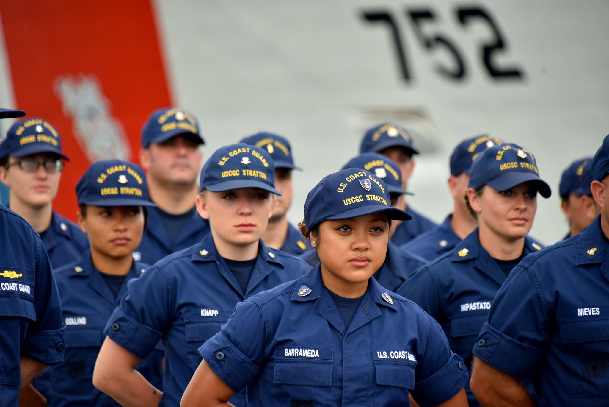 Relief program for Coast Guard members off to slow start