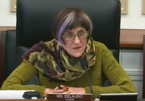 DeLauro uses new clout to probe Trump's impact on Obamacare