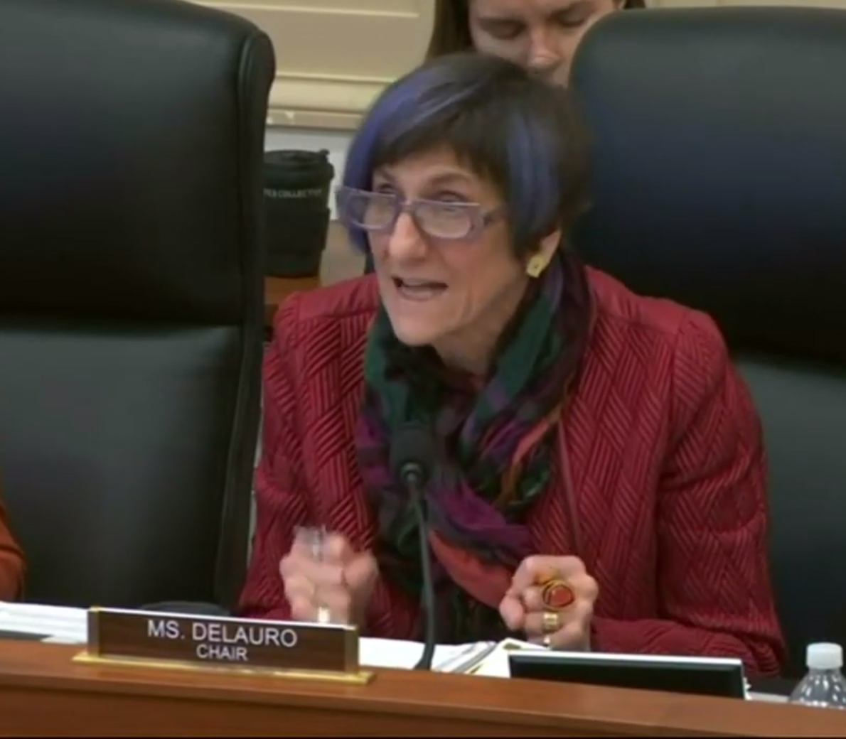 DeLauro rejects border funding, splitting with other CT Dems