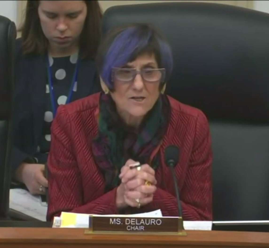 DeLauro leads probe of Trump administration's treatment of detained migrant youth