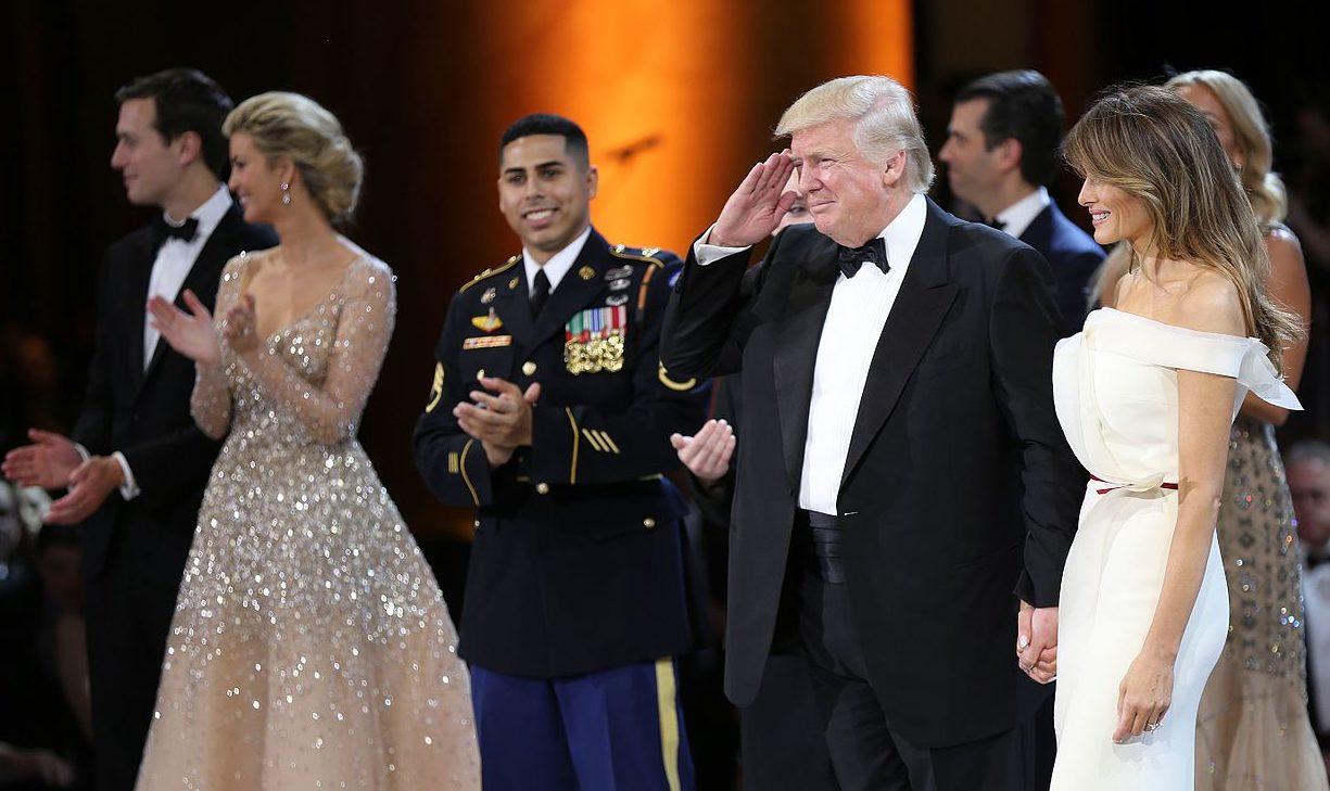 Trump Inaugural chair sought to profit